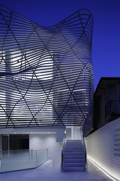 Dear Jingumae Building / Amano design office | AA13 – blog – Inspiration – Design – Architecture – Photographie – Art