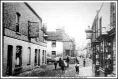 High Street, Old Leigh, United Brethren Inn, 1895 Leigh On Sea, London Places, The Old Days, Old London, Old Photos, Seaside, Places Ive Been, Past, Old Things