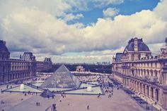 morning visits to the Louvre