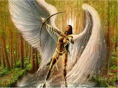 94 Mejores Imágenes De Angeles Y Arcangeles Warrior Angel Angels