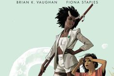 Saga di Brian K. Vaughan e Fiona Staples (iniziato a pubblicare in America da Image Comics e in Italia da Bao Pubblishing, entrambi nel 2012) sembra essere un piccolo miracolo espresso con calcolata semplicità. C'è dentro un po' di tutto, da Star ...