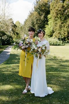 Rime Arodaky for a Relaxed, Informal, Fun and Flower-Filled Wedding in Scotland | Love My Dress® UK Wedding Blog