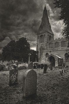 Graveyard by Buszujacy-w-zbozu.deviantart.com