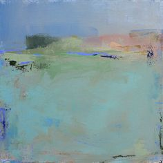 Contemporary Abstract Landscape Painting by Jacquie Gouveia, $650.00