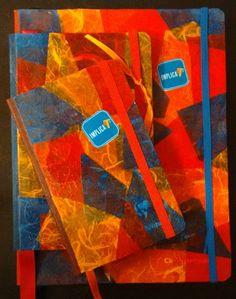 Implica't+ amb les llibretes de decoupage del taller de la Regina https://sites.google.com/site/tallerregina/home