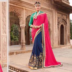 Designer Saree-Palav