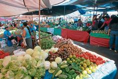 un mercado en Buenos Aires