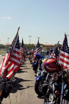 Patriot Guard Riders waiting at Randolph Air Base to escort KIA to funeral home and later to Fort Sam Houston.