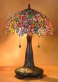 Tiffany lamp...sooo pretty