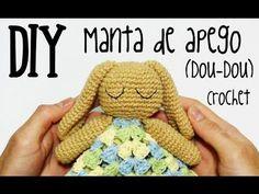 DIY Manta de apego/Dou-Dou crochet/ganchillo (tutorial) - YouTube