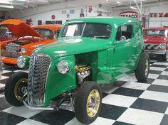 Route 66 Auto Museum - Santa Rosa