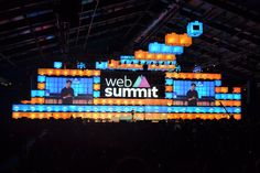 DECENTplatform at WebSummit 2015 Blockchain