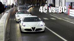 Alfa Romeo 4C in Carrara White (Tricoat Matte)