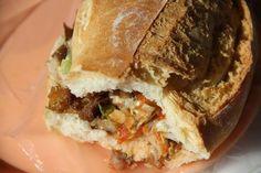 Tortas de Carnitas Gastronomía #Aguasalientes