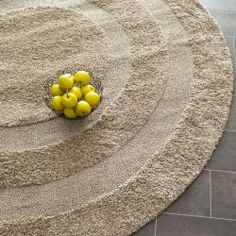 Safavieh Shadow Box Ultimate Beige Shag Rug - x Round Versatile Rug, Online Home Decor Stores, Cottage Rugs, Rugs, Kitchen Rug, Floor Decor, Beautiful Rug, Colorful Rugs, Round Area Rugs