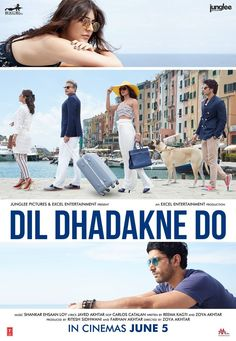 Dil Dhadakne Do is a fun, endearing film that makes your heart soar http://www.fallinginlovewithbollywood.com/2015/12/dil-dhadakne-do-is-a-fun-endearing-film-that-makes-your-heart-soar.html