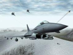 klucze online  Eurofighter Typhoon - Screenshot 1