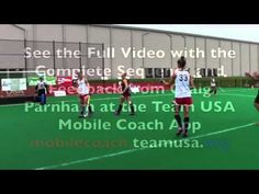 Looking for a fun elimination exercise? Head to the Team USA Mobile Coach Application to see U. Women's National Team Head Coach Craig Parnham break down t. Field Hockey Drills, Usa Mobile, Team Usa, Mobile Application, Gain, Coaching, Corner, Exercise, Youtube