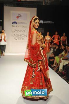 Sonali Bendre at Lakme Fashion Week (LFW) 2013 in Mumbai