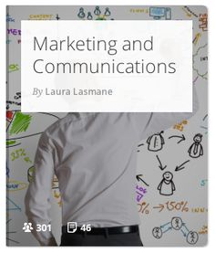 A collection of articles and study materials on marketing and communications for modern enterprises.