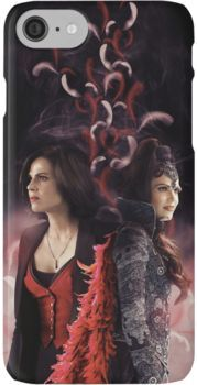Regina Mills - Evil Queen iPhone 7 Cases