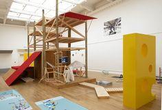 Nils Norman: Education Facility. No. 2 | Dismal Garden