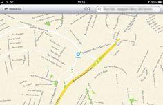 Nova versão do iOS 6 traz mapas das ruas do Brasil e outras novidades