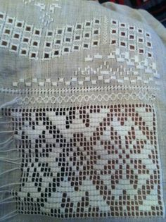 Мережка Needle Lace, Bobbin Lace, Teneriffe, Drawn Thread, Bargello, Handicraft, Hand Embroidery, Sewing Crafts, Diy And Crafts