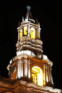 Catedral, Arequipa
