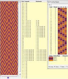 32 tarjetas, 3 colores, repite dibujo cada 40 movimientos //  sed_84 ༺❁