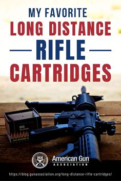Looking for long distance rifle cartridges? Here's my version of the best long range hard hitters in the business! #longdistanceriflecartridge #riflecartridge #rifle #gunaccessories #gunparts #gunassociation