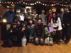 昨日のよえにませてリリースパーティは、色んな方々の協力で最高のパーティになりました!!  KOR-ONE、offseason、切刃、渡辺シュンスケさん、音洞の皆、来てくれた皆さん、マジで本当にありがとうございました!! Okinawa, Insight, Let It Be, Shit Happens, Twitter