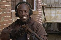 Michael K. Williams Reveals His Omar Mix -- Vulture. Never again will I hear the farmer and the dale and not think of him