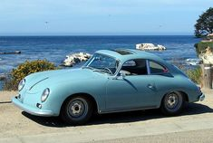I would have so much fun cruisin on beaches with this cute cars vs lamborghini sport cars cars sports cars Auto Retro, Retro Cars, Vintage Cars, Retro Vintage, Porsche Classic, Classic Cars, Porsche Autos, Porsche Cars, 1964 Porsche