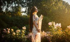 Music of sunset
