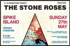 Stone Roses Spike Island This is England '90