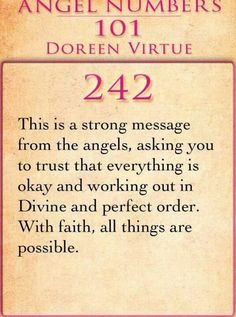 Numerology Reading - This is a strong message from the angels, asking you to trust that everything is okay and working out in Divine and perfect order. With faith, all things are possible. - Get your personalized numerology reading Numerology Numbers, Numerology Chart, Numerology Compatibility, Numerology Calculation, Done With Life, Number Meanings, Angel Numbers, Negative Emotions, Famous Quotes