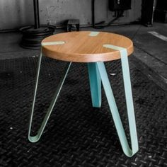 Level coffee tables by Erik Remmers of Vandaag Design Studio.