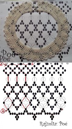 Free Necklace Pattern featured in Bead-Patterns.com Newsletter! Check it out for more featured FREE beading patterns, EyeCandy, supplies and more!