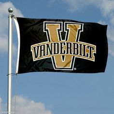 Vanderbilt Double-Sided 3x5 Flag by College Flags and Banners Co.. $49.95. 3'x5' in Size with Sturdy Metal Grommets and Quad-Stitched Flyends. Identical Flag as flown over the College Football Hall of Fame. Officially Licensed by Vanderbilt University. 3-Ply Polyester Material with Sewn-In Liner between Sides. Double-Sided and Printed Logos are Readable Correctly on Both Sides. Our Vanderbilt Double-Sided 3x5 Flag is made of three-ply polyester and includes a liner sewn betwee...