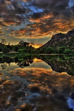 Prescott Arizona Granite Lake