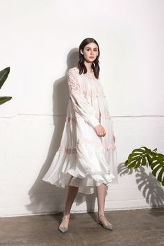 Huishan Zhang Resort 2019 London Collection - Vogue