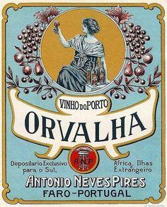 Vinho do Porto - Orvalha                                                                                                                                                                                 Mais