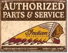 Vintage Indian Motorcycle Logo | 1000x1000.jpg