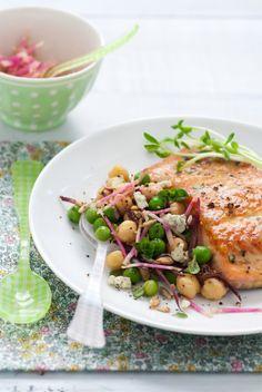 Salmon & Salad2