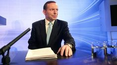 Tony Abbott's promises and his word are worth nothing after admitting he would break his emissions pledge over funding hole.