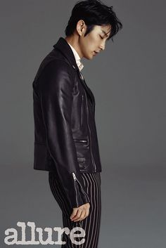 Allure Korea's March issue is drizzled in Lee Jun Kibadassness, chicness, and hotness! Woof! :D Check it!    Source | Top Star News