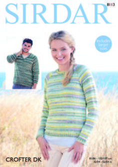 e8b527281eef Jackets and Sweaters in Sirdar Country Style DK