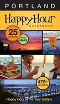 Portland Happy Hour Guidebook 2012 by Cindy Anderson: Enjoy the best Happy Hours! With all the choices in town, it's hard to figure out where to go. Fast-find information saves you time and money, so you pick that perfect place! Recoup book cost by using the coupons. More than 400 restaurants and bars...