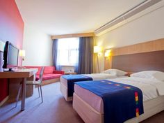 Yekaterinburg Park Inn by Radisson Ekaterinburg Russia, Europe Set in a prime location of Yekaterinburg, Park Inn by Radisson Ekaterinburg puts everything the city has to offer just outside your doorstep. Offering a variety of facilities and services, the hotel provides all you need for a good night's sleep. Free Wi-Fi in all rooms, 24-hour security, daily housekeeping, fax machine, photocopying are just some of the facilities on offer. Guestrooms are designed to provide an op...